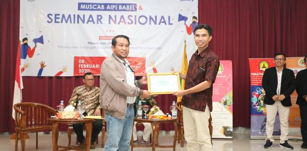 AIPI (Asosiasi Ilmu Politik Indonesia) di Stisipol Pahlawan 12